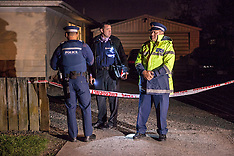 Auckland-Police investigate death of Wiri man