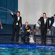 NLD/Harderwijk/20130515 - Premiere Aqua Bella show Dolfinarium Harderwijk, Robert ten Brink
