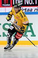 20.9.2012, Tampere..J??kiekon SM-liiga 2012-13. Ilves - KalPa..Antti Ker?l? - KalPa