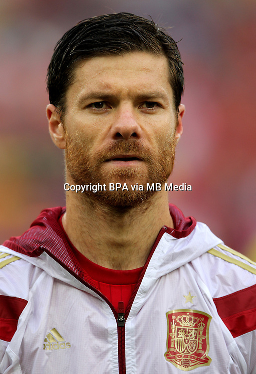Uefa Euro FRANCE 2016 - <br /> Spain National Team - <br /> Xabi Alonso