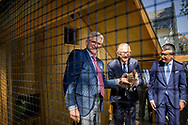 13-6-2017 VALKENBURG - Princess Margriet of the Netherlands and Prof.mr. Pieter van Vollenhoven will open the St. Gerlach Pavilion &amp; Kasteelhoeve in Valkenburg on the Geul on Wednesday June 14th. This new meeting and conference venue is part of the Ch&acirc;teau St. Gerlach estate, which was opened by Mr. Van Vollenhoven on September 15, 1997. COPYRIGHT ROBIN UTRECHT<br /> <br /> 13-6-2017  VALKENBURG AAN DE GEUL - Prinses Margriet der Nederlanden en prof.mr. Pieter van Vollenhoven openen woensdag 14 juni het St. Gerlach Paviljoen &amp; Kasteelhoeve in Valkenburg aan de Geul. Deze nieuwe vergader- en congreslocatie is onderdeel van landgoed Ch&acirc;teau St. Gerlach, dat de heer Van Vollenhoven op 15 september 1997 opende.COPYRIGHT ROBIN UTRECHT