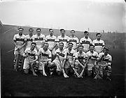6/12/1953<br /> 12/6/1953<br /> 6 December 1953<br /> Senior Hurling Championship: St. Vincents v Glen Rovers at Croke Park.<br /> St. Vincents Team