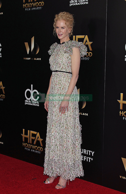Nicole Kidman, The 20th Annual Hollywood Film Awards at the Beverly Hilton Hotel (Beverly Hills, CA.)