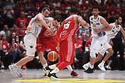 Toto Forray, Vladimir Micov<br /> EA7 Emporio Armani Olimpia Milano - Dolomiti Energia Trentino<br /> Playoff - Finale - Gara 1<br /> LegaBasket Serie A 2017/2018<br /> Milano, 05/06/2018<br /> Foto M.Ceretti / Ciamillo-Castoria