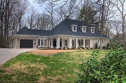 1900 Virginia Ave. McLean, VA contractor JK developement Front home exterior