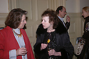 Lady Jane Abdy. Annabel Freyberg and Andrew Barrow drinks party. The Royal Geographical Society. 5 January 2006. ONE TIME USE ONLY - DO NOT ARCHIVE  © Copyright Photograph by Dafydd Jones 66 Stockwell Park Rd. London SW9 0DA Tel 020 7733 0108 www.dafjones.com