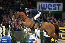 Stevens Mario, (GER), Brooklyn 17<br /> Grand Prix of Stuttgart <br /> Longines FEI World Cup<br /> Stuttgart - German Masters 2015<br /> © Hippo Foto - Stefan Lafrentz