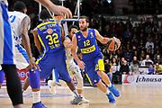 DESCRIZIONE : Eurolega Euroleague 2015/16 Group D Dinamo Banco di Sardegna Sassari - Maccabi Fox Tel Aviv<br /> GIOCATORE : Yogev Ohayon<br /> CATEGORIA : Palleggio Blocco Difesa<br /> SQUADRA : Maccabi FOX Tel Aviv<br /> EVENTO : Eurolega Euroleague 2015/2016<br /> GARA : Dinamo Banco di Sardegna Sassari - Maccabi Fox Tel Aviv<br /> DATA : 03/12/2015<br /> SPORT : Pallacanestro <br /> AUTORE : Agenzia Ciamillo-Castoria/C.Atzori