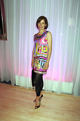 DARCEY BUSSELL at the Lauren-Perrier 'Pop Art' Pink Party in aid of Capital 95.8's Help A London Child, held at Suka at the Sanderson Hotel, 50 Berners Street, London W1 on 25th April 2007.<br />