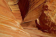 """The beautiful rock formation """"The wave"""", Vermillion Cliffs, Utah, USA"""
