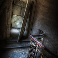An old chest clinic.<br /> Heimst&permil;tte f&cedil;r Brustkranke