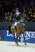 Steve Guerdat - Nino des Buissonnets<br /> FEI World Cup Final 2014<br /> © DigiShots