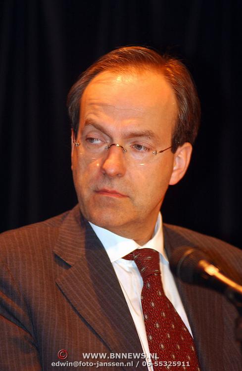 Lijsttrekkersdebat Ouderen, fractievoorzitter PVDA Ad Melkert