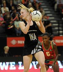 Wellington-Netball, New Zealand v Malawi, October 24
