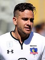 Chile League - Scotiabank 1 Division 2018 / <br /> ( C.S.D. Colo Colo ) - <br /> Matias Ezequiel Zaldivia
