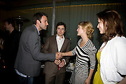 BEN AFFLECK, CASEY AFFLECK, HAYLEY ATWELL AND ROSAMUND PIKE.  ESQUIRE Editor Jeremy Langmead hosts a Salon/ dinner in honour of Casey Affleck. SUKA at Sanderson Hotel, 15 Berners Street, London. 28 May 2008 *** Local Caption *** -DO NOT ARCHIVE-© Copyright Photograph by Dafydd Jones. 248 Clapham Rd. London SW9 0PZ. Tel 0207 820 0771. www.dafjones.com.