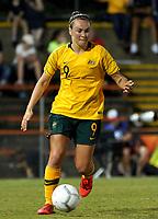 International Women's Friendly Matchs 2019 / <br /> Cup of Nations Tournament 2019 - <br /> Australia v New Zealand 2-0 ( Leichhardt Oval Stadium - Sidney,Australia ) - <br /> Caitlin Foord of Australia