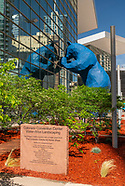 20190525 Convention Center 14th St. Landscaping