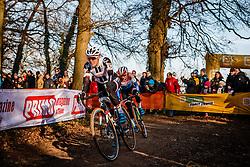 UCI Cyclo-cross World Cup #8 at Hoogerheide, Noord-Brabant, The Netherlands, 22 January 2017. Photo by Pim Nijland / PelotonPhotos.com | All photos usage must carry mandatory copyright credit (Peloton Photos | Pim Nijland)