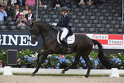 Bruntink Vai, NED, Ebony<br /> World Championship Young Dressage Horses <br /> Ermelo 2016<br /> © Hippo Foto - Leanjo De Koster<br /> 29/07/16