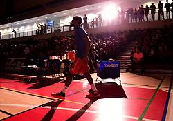 Hameed Ali of Bristol Flyers  - Photo mandatory by-line: Joe Meredith/JMP - 24/09/2016 - BASKETBALL - SGS Wise Arena - Bristol, England - Bristol Flyers v Plymouth Raiders - British Basketball League Championship
