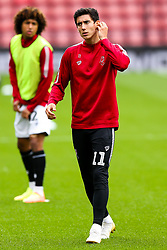 Callum O'Dowda of Bristol City during a friendly match before the Premier League and Championship resume after the Covid-19 mid-season disruption - Rogan/JMP - 12/06/2020 - FOOTBALL - St Mary's Stadium, England - Southampton v Bristol City - Friendly.