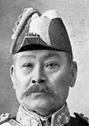 Admiral Ito, Commander-in-Chief Japanese fleet during war with China 1894-1895, Chief of Naval Board of Command during Russo-Japanese War 1904-1905.