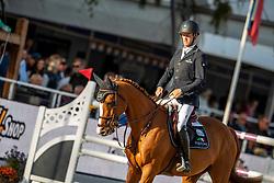 Bruynseels Niels, BEL, Illusionata van't Meulenhof<br /> Belgisch Kampioenschap Lanaken 2019<br /> © Hippo Foto - Dirk Caremans<br />  19/09/2019