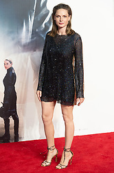 © Licensed to London News Pictures. 13/07/2018. London, UK.  Rebecca Ferguson attends the 'Mission Impossible: Fallout' UK Film Premiere. Photo credit: Ray Tang/LNP