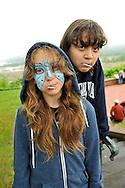 Emma and Karina at Riverkeeper's Shad Fest