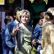 NLD/Veenendaal/20120430 - Koninginnedag 2012 Veenendaal, Maxima, Laurenien Brinkhorst