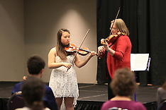 Pre-College Level Violin Master Class