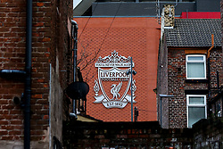 A general view of Anfield, home of Liverpool - Mandatory by-line: Robbie Stephenson/JMP - 02/12/2018 - FOOTBALL - Anfield - Liverpool, England - Liverpool v Everton - Premier League