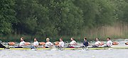 Caversham, Nr Reading, Berkshire. GBR M8+ training, Bow. Matt GOTREL, Scott DURANT, Tom RANSLEY, Paul BENNETT, Pete REED, Andy TRIGGS HODGE, Alan SINCLAIR, Will SATCH and cox Phelan HILL<br /> <br /> GBRowing Media Day.<br /> <br /> Wednesday  DATE}<br /> <br /> [Mandatory Credit: Peter SPURRIER/Intersport Images]