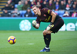 October 28, 2018 - London, England, United Kingdom - London, England - October 28, 2018.Bernd Leno of Arsenal.during Premier League between Crystal Palace and Arsenal at Selhurst Park stadium , London, England on 28 Oct 2018. (Credit Image: © Action Foto Sport/NurPhoto via ZUMA Press)