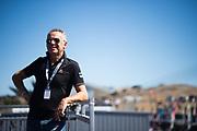 September 21-24, 2017: Lamborghini Super Trofeo at Laguna Seca. Maurizio Reggiani, head of Lamborghini R&D