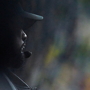 PITTSBURGH, PA - DECEMBER 16:  Pittsburgh Steelers head coach Mike Tomlin looks on during the game between the Pittsburgh Steelers and the New England Patriots at Heinz Field in Pittsburgh, PA on December 16, 2018. (Photo by Shelley Lipton/Icon Sportswire)