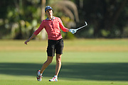 Silvia Cavalleri during the second round of the Symetra Tour's Florida's Natural Charity Classic at the Country Club of Winter Haven on March 11, 2017 in Winter Haven, Florida.<br /> <br /> ©2017 Scott Miller