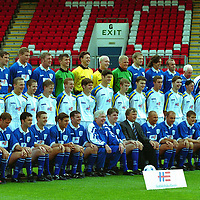 St Johnstone FC's 1998/99 squad.<br />