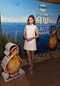07/19/2018 Dawn Wildlife 40th Anniversary with Kate Mara