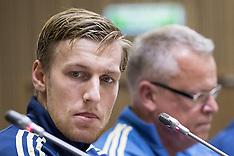 Swedish Training and Press Conference - 10 Oct 2018