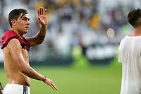 19.08.2017 - Torino - Serie A 2017/18 - 1a giornata  -  Juventus-Cagliari nella  foto: Paulo Dybala