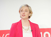 Labour Party Deputy Leadership Hustings - East of England - The first of Labour's Deputy Leadership regional and national hustings moderated by Gaby Hinsliff at The Forum Banqueting Suites Stevenage 20 June 2015 <br /> <br /> <br /> deputy leader candidates <br /> <br /> <br /> Stella Creasy<br /> <br /> <br /> Photograph by Elliott Franks <br /> <br /> <br /> Image licensed to Elliott Franks Photography Services