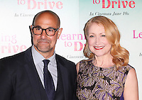 Stanley Tucci, Patricia Clarkson, Learning to Drive - UK Gala screening, Curzon Mayfair, London UK, 02 June 2016, Photo by Richard Goldschmidt