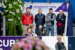 Fuchs Martin, SUI, Clooney 51<br /> LONGINES FEI World Cup™ Finals Gothenburg 2019<br /> © Hippo Foto - Stefan Lafrentz<br /> 04/04/2019