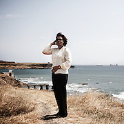 Cape Verde, Island of Santiago, city of Praia. The Government of Cape Verde has 8 Ministers in a cabinet of 15. Minister of Labour, Professional Training and Social Solidarity, Maria Madalena Brito Neves