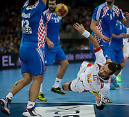 World Cup Handball Denmark - Croatia