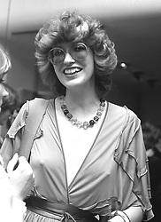JANET STREET-PORTER in November 1977.