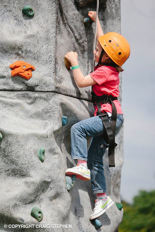 oyal Highland Show 2014. General pic - army climbing wall. PAYMENT TO CRAIG STEPHEN 07905 483532