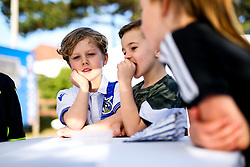 Kids Zone activities - Rogan/JMP - 23/02/2019 - FOOTBALL - Memorial Stadium - Bristol, England - Bristol Rovers v Sunderland - EFL Sky Bet League One.